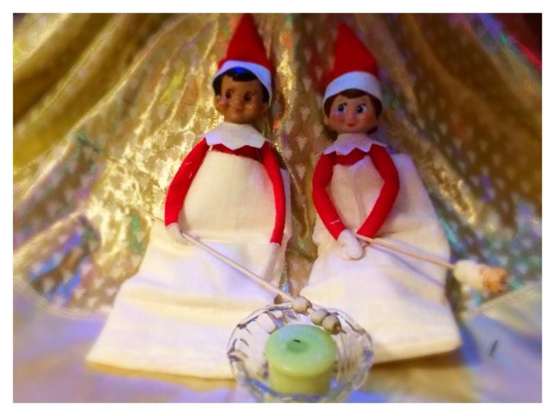 The Elf On The Shelf 2013 Madness Basicallyfx